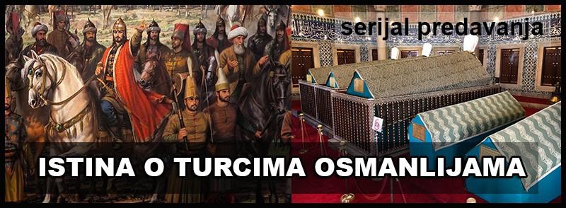 Istiana o turcima osmanlijama islamsko predavanje