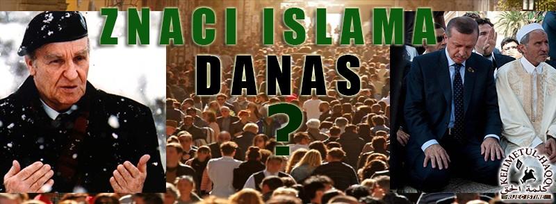 audio i video predavanja Znaci Islama danas
