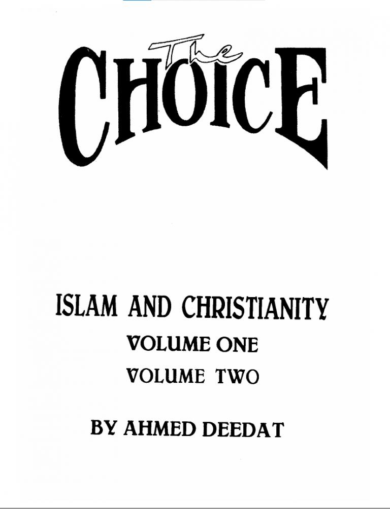 the choice 1